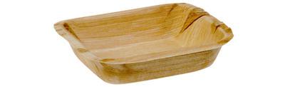 Palmblatt Dip Schälchen 7x12cm