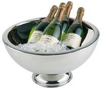 Champagnerkühler doppelwandig Ø44cm, 10.5lt