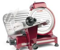 Aufschnittmaschine rot Sonderedition Ø220mm