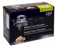 Bradley Smoker Bisquetten, Apfel