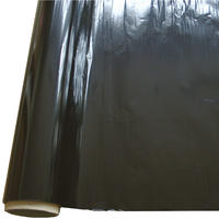 Alu-Deckofolie schwarz GR, 1x50m