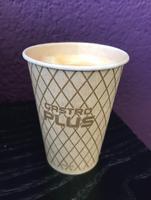 Kaffeebecher 1.8dl GP braun Ø70mm H90mm