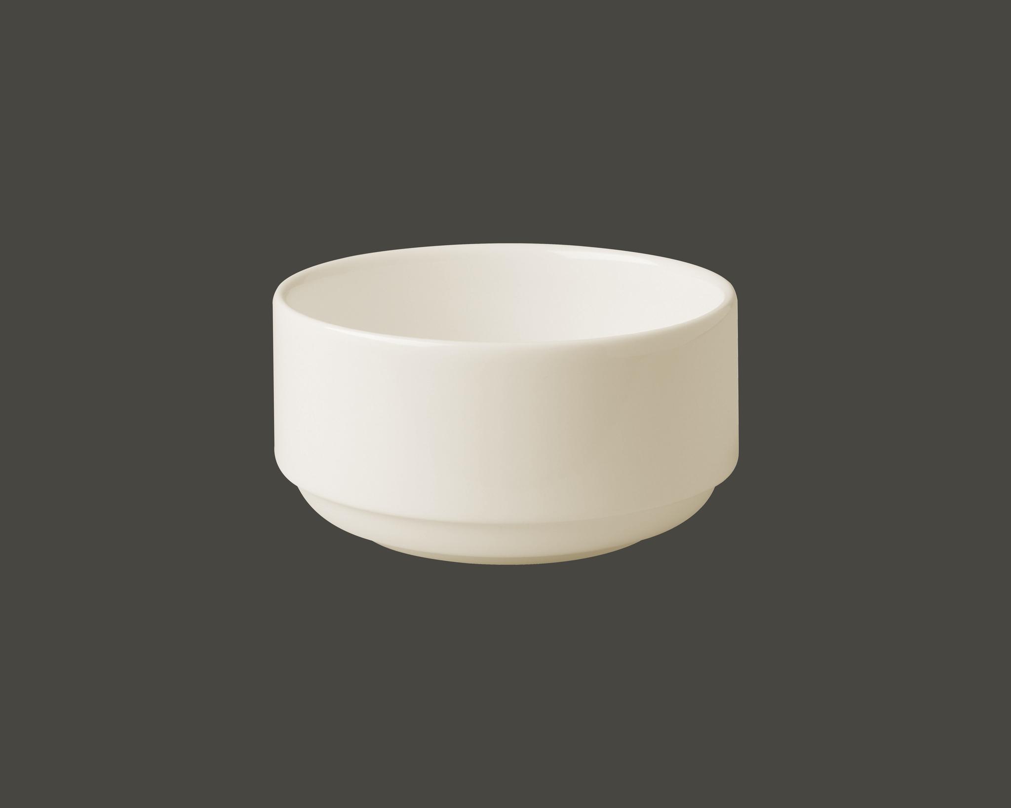 Bowl 12cm, stapelbar Porzellan Banquet RAK