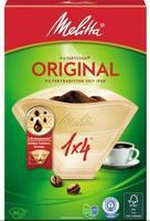 Kaffee Filtertüten 1x4, naturbraun, FSC